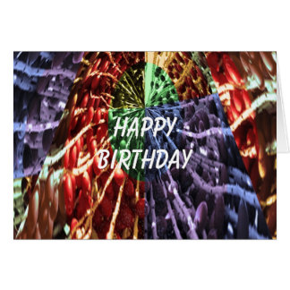 Happy Birthday - Change Text for other Occassions Greeting Card