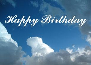 Happy Birthday Heaven Gifts On Zazzle Au