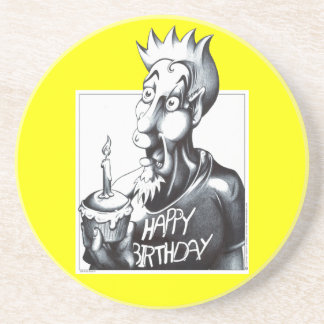 Happy Birthday Coasters