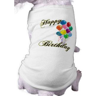 Happy Birthday - Customize Shirt