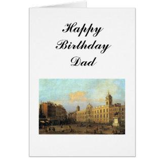 Happy Birthday Dad Greeting Cards