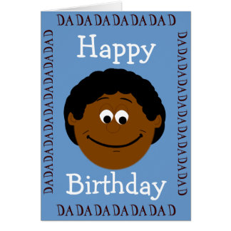 Happy Birthday Dad (Son) Greeting Cards