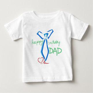 happy  birthday dad tee shirt