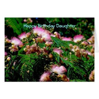 Happy Birthday Daughter Greeting Card