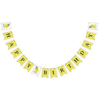 Happy Birthday Emoji Sign