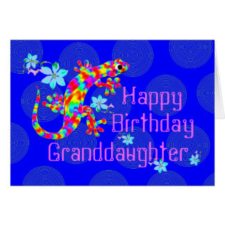 Happy Birthday for Girls Card