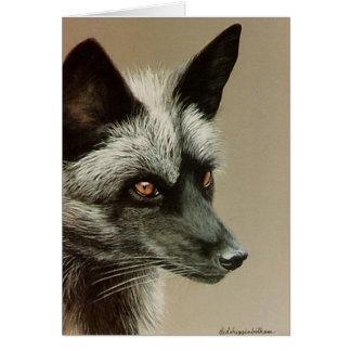 Happy Birthday Foxy Lady Card