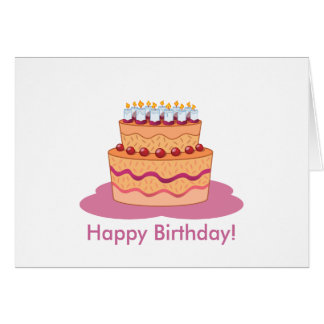 Happy Birthday from Your Avon Lady - Avon Card