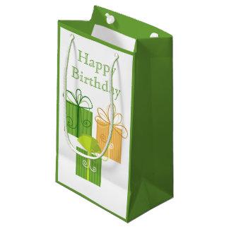 Happy Birthday Gift Bag Small Gift Bag