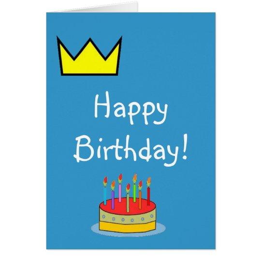 Happy Birthday Greeting Card! Card