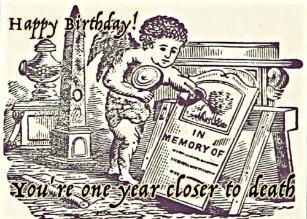 Dark Humor Birthday Cards Zazzle Com Au