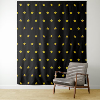 Happy Birthday  Hollywood Photo Booth  Backdrop Tapestry