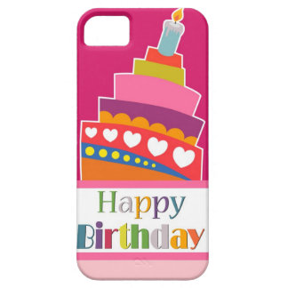 Happy Birthday iPhone 5 Cover
