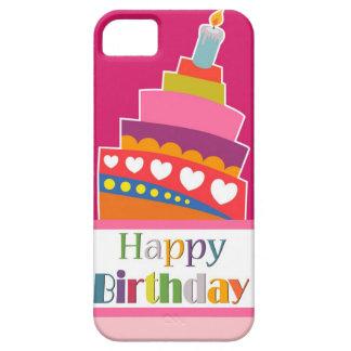 Happy Birthday iPhone 5 Covers