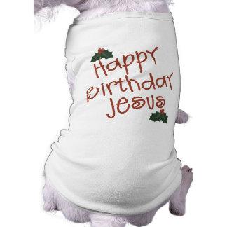 Happy Birthday Jesus Christmas Gift Shirt