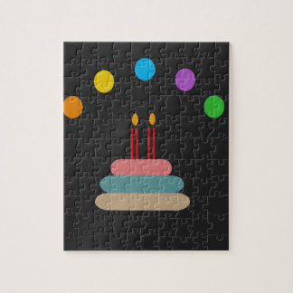 Happy Birthday Jigsaw Puzzle