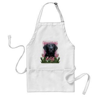 Happy Birthday - Labrador - Black - Gage Standard Apron