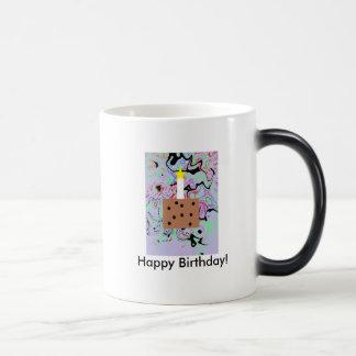 Happy Birthday Magic Mug
