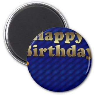 happy-birthday magnet