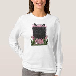Happy Birthday Mom - Cairn - Black - Rosco T-Shirt