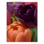 Happy Birthday Mum Big Greeting Card