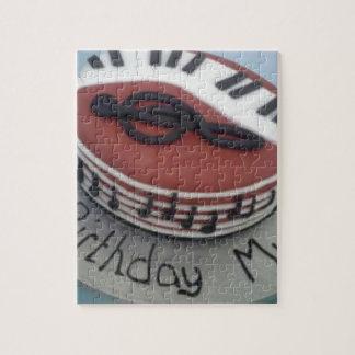 Happy birthday mum cake jigsaw puzzle