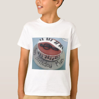 Happy birthday mum cake T-Shirt