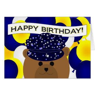 Happy Birthday Navy Active Duty! Greeting Card