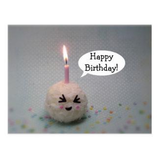 Happy Birthday Onigiri - Birthday Postcard