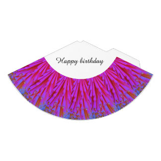 Happy birthday party hat by Jane Howarth