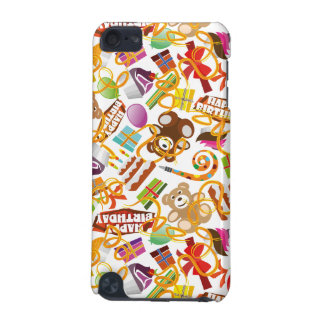 Happy Birthday Pattern Illustration iPod Touch 5G Cover