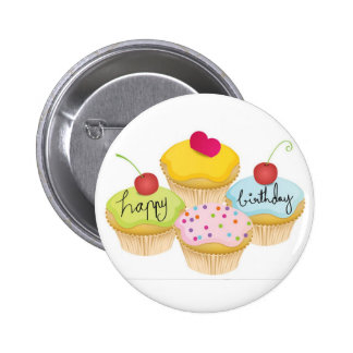Happy Birthday Pin