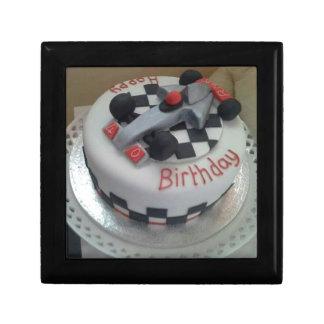 happy birthday racing car gift box
