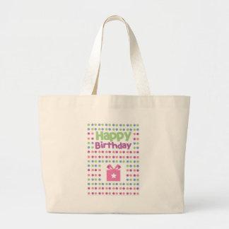 Happy Birthday spotty card Bags