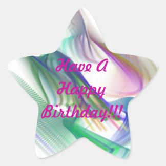 Happy Birthday!!! Stickers