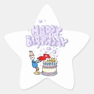 Happy Birthday! Stickers
