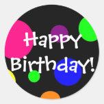 Happy Birthday! Sticker
