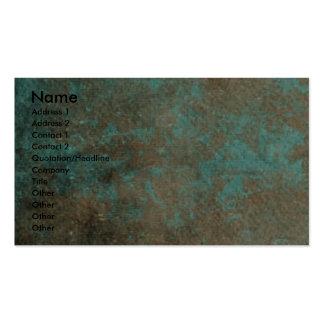 Happy Birthday - Stone Paws - Cavalier Business Cards