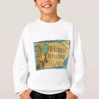 Happy-Birthday Sweatshirt