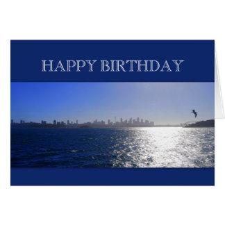 Happy Birthday, Sydney, Australia, Harbor Card