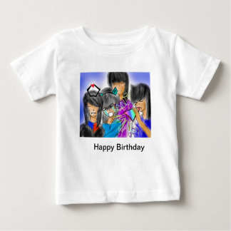Happy Birthday T-shirt