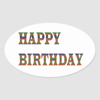 HAPPY BIRTHDAY TEXT HappyBIRTHDAY lowprice GIFT Stickers