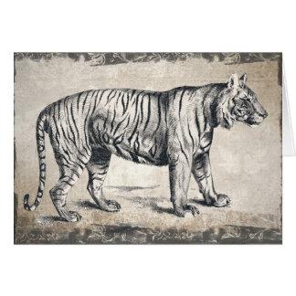 Happy Birthday Tiger, Boyfriend Birthday Card