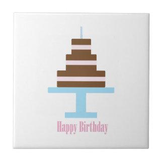 Happy Birthday Tile