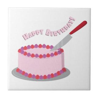 Happy Birthday Tiles