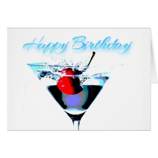 Happy Birthday - Time to Celebrate Card