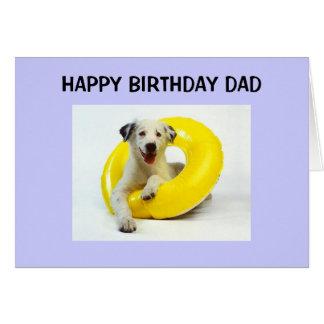 HAPPY BIRTHDAY TO A FUN DAD CARDS