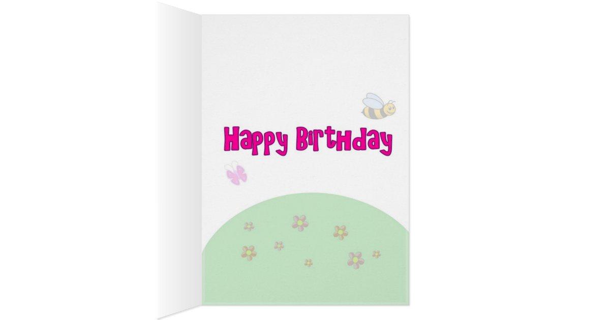 Happy Birthday Godmother Card