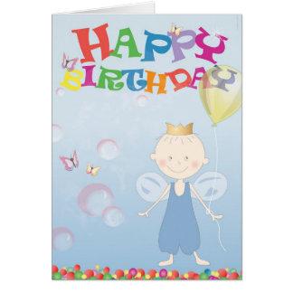 Happy Birthdaycard Primus Card