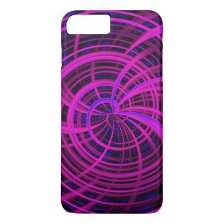 Happy, black pink (C) iPhone 7 Plus Case
